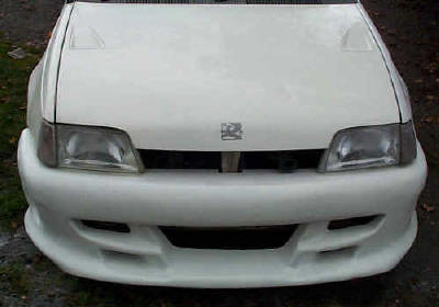 Animal fornt bumper for Astra Mk2 only from Autofashion