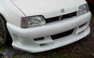 Autofashion Animal Bumper for Astra Mk2