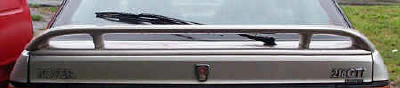 Rover 216 Gti style rear spoiler