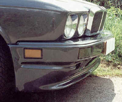 TWR replica bodykit for XJ40
